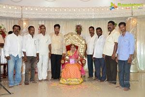 Suresh Kondeti Daughter Onilu Function