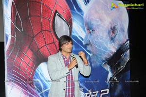 Vivek Oberoi The Amazing Spiderman 2