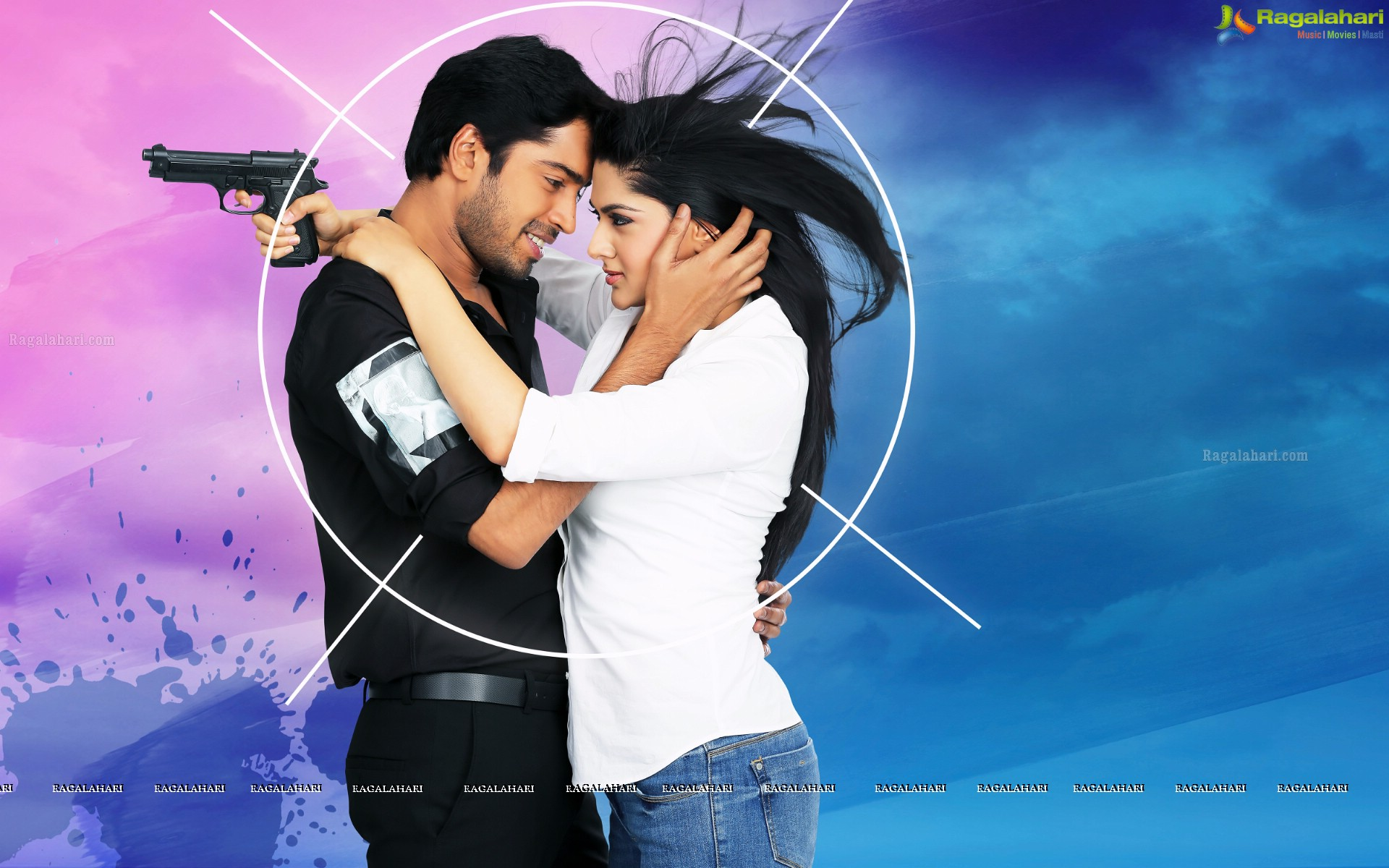 james bond hd wallpapers - hero: allari naresh, heroine: sakshi