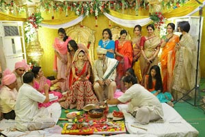 Jayanth Reddy Wedding
