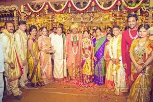 Manchu Manoj Wedding