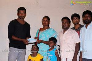 Vishal College Fees Poor Students