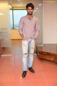 Arjun Reddy Song Launch at Radio Mirchi