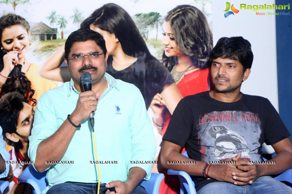 Photos Director Vamsy Fashion Designer Son Of Ladies Tailor Press Meet