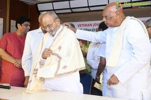 Journalists Association Dr. K Viswanath