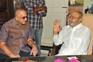 Krishna meets K Viswanath