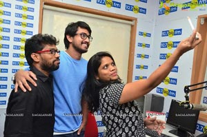 Andhhagadu Song Launch at BIG FM