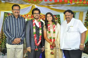 Sravani Wedding Reception