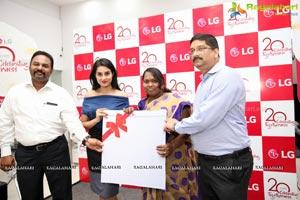 LG Electronics 20th Anniversary Celebrations