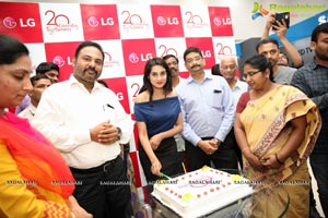 LG Electronics 20th Anniversary Celebrations