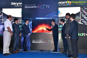 Skyworth OLED 4K Android TV Launch