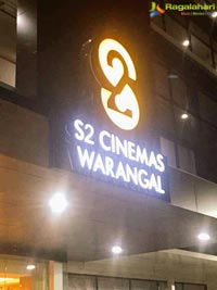 SPI Cinemas Multiplex Warngal