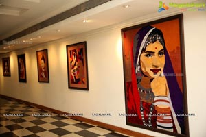 Gyaneshwar Kamblekar Art Exhibition