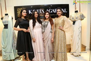 Kavita Agarwal Designer Showroom Launch
