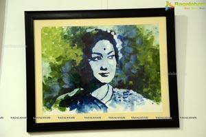 Savitri Art Rare Photos