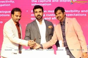 Happi Brand Ambassador Ram Charan