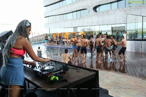 The Park Pool Party Hyderabad