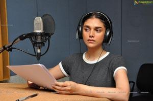 Aditi Rao Hydari Sammohanam Subbing