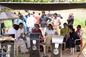 Mahanati Working Stills