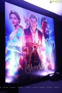 Aladdin Trailer Launch