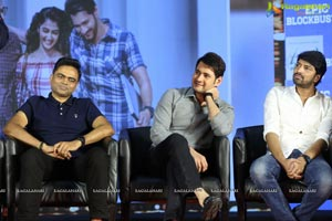 Maharshi Grand Success Meet
