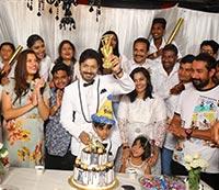 Bigg Boss 2 Telugu Winner Kaushal Manda Birthday Celebrations