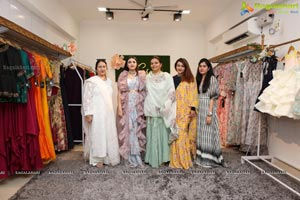 Krsna Couture Showcases 'An Eternal Summer' Collection