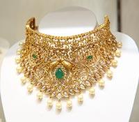 Kushal's Fashion Jewellery Trendy Collection Showcase at Himayatnagar Store