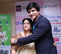 Mumz Hub and Mathrusakhi Foundation Celebrates Mother's Day 'Dear Mom' at Taj Krishna Hotel