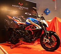 MV Agusta Brutale 800 RR America Launched In Hyderabad at Motoroyale Bikes