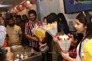VD Distributes 9-Trucks of Creamstone Ice Cream