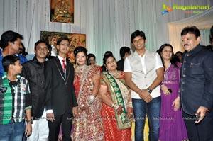 Paras Jain Daughter Wedding