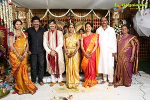 Rambabu Varma Daughter Wedding