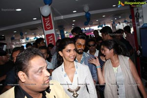 Deepika Padukone Ram-Leela Promotion