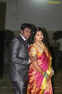 Saikiran Kudikala Wedding