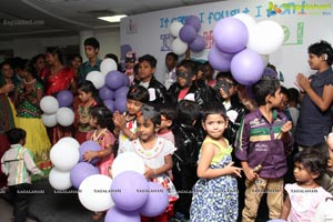 Apollo Cancer Hospital Childrens Day Celebrations