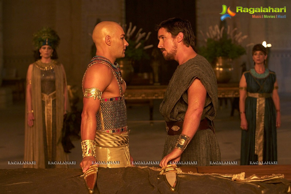 'Exodus: Gods and Kings' to release on December 5