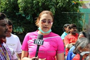 Jwala Gutta Swachh Bharat