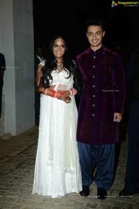 Arpita Khan Wedding
