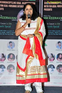 MM Keeravani USA Music Concert