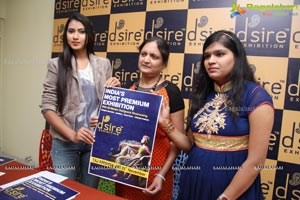 D'sire Exhibition n Sale Curtain Raiser