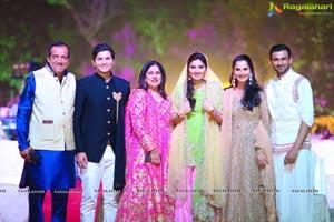 Anam Mirza Sangeet Ceremony