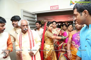 Bandaru Dattareya Daughter Vijaya Laxmi Wedding