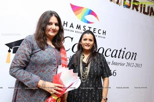 Hamstech Convocation Ceremony