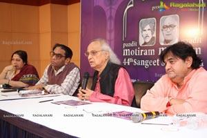 Pandit Motiram Pandit Maniram Sangeet