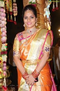 Talasani Srinivas Yadav Daughter Wedding