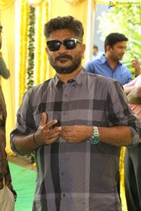 Sharwanand-Hanu Raghavapudi Film Muhurat