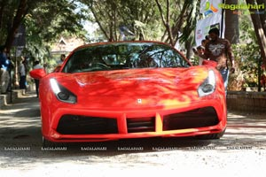 Hyderabad Supercar Show 2017