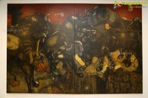 Nouveau 8X12 Art Exhibition