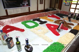 Cake Mixing Ceremony 2017 Aditya Park